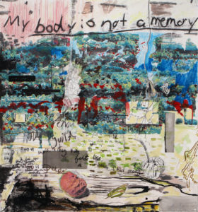 my body is not a memory
