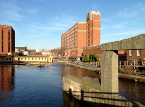 Arts Research Collaborative - Lowell Canal