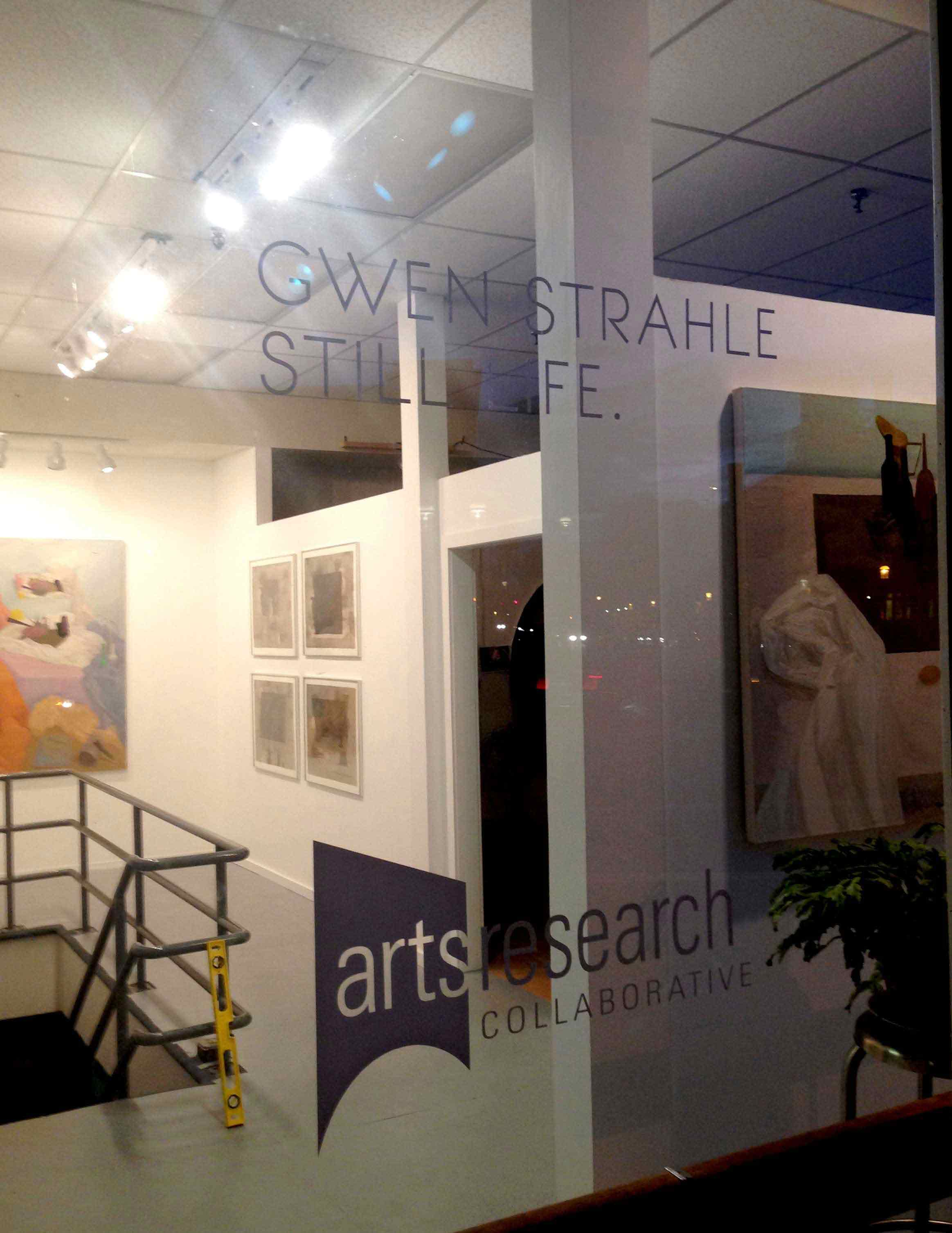 Gwen Strahle Exhibition