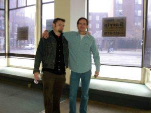 Jim Jeffers and Stephen Mishol 2009