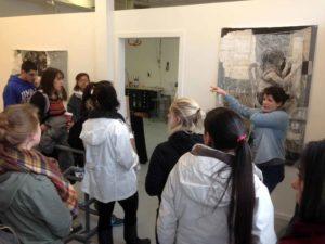 Olivia Stanislas Artist Talk