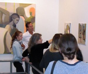 Sarah Lubin Artist Talk